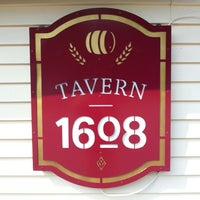 Photo taken at Tavern 1608 by Rick B. on 6/7/2015