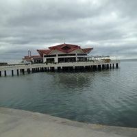 4/20/2013 tarihinde Sesil Ö.ziyaretçi tarafından Büyükçekmece Sahili'de çekilen fotoğraf