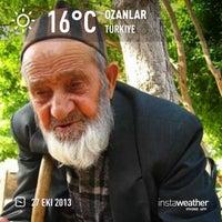 Photo taken at Ozanlar valide camii by Arif Y. on 10/27/2013