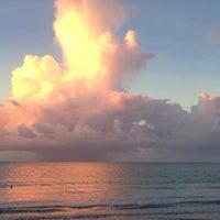 Photo taken at Playa Fortuna by BrendaLynda on 8/4/2013