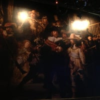 Photo taken at Rembrandt Cafe by Víctor G. on 10/18/2012