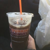Photo taken at Dunkin' Donuts by Elaine on 3/19/2017