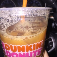 Photo taken at Dunkin' Donuts by Elaine on 11/28/2016