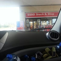 Photo taken at Esso by Rob L. on 9/26/2012