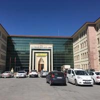 Photo taken at Van Merkez Anadolu İmam Hatip Lisesi by Serhat on 9/11/2017
