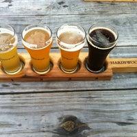 Photo taken at Hardywood Park Craft Brewery by Jeff C. on 12/8/2012