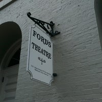 Photo taken at Ford's Theatre by Chip M. on 9/27/2013