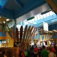 Photo taken at Ron Jon Surf Shop by E.D. C. on 7/28/2013