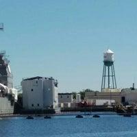 Photo taken at Norfolk Naval Shipyard by E.D. C. on 9/15/2015