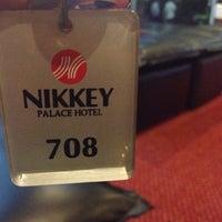 Foto tirada no(a) Nikkey Palace Hotel por Luara O. em 4/14/2014