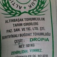Photo taken at Altınbaşak tarım ticaret by Barış K. on 10/14/2017