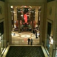 3/15/2013 tarihinde Drew B.ziyaretçi tarafından The Palazzo Resort Hotel & Casino'de çekilen fotoğraf