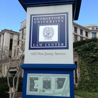 Photo taken at Georgetown University Law Center by Andrew N. on 3/15/2013