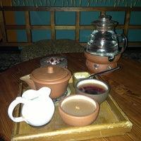 Photo taken at Dobra Tea by Ashley A. on 4/10/2013