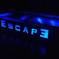 Photo taken at Escape Bar & Club by Josh C. on 3/1/2013