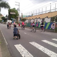 Photo taken at Avenida Presidente Kennedy by Bricio S. on 1/6/2013