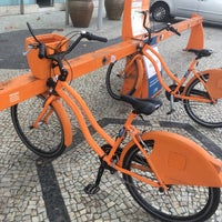 Photo taken at BikeRio - Estação 05 Princesa Isabel by Hugo C. on 8/31/2016