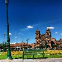 Foto tomada en Plaza de Armas de Cusco por Hugo C. el 5/23/2013