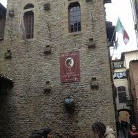 Photo taken at Museo Casa di Dante by vasco on 3/29/2013
