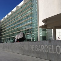 Photo taken at Museu d'Art Contemporani de Barcelona (MACBA) by Junji on 3/18/2013