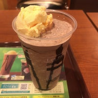 Photo taken at CAFÉ de CRIÉ 道玄坂上店 by Junji on 5/27/2017