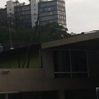 Photo taken at Clube de Regatas Guanabara by Ana M. on 10/20/2017