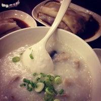 Photo taken at Fat Wong's Kitchen 靚粥一世 by Tim H. on 11/20/2013