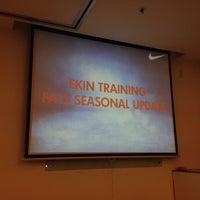 Photo taken at Nike Vietnam by Steven T. on 11/1/2013