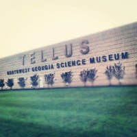 Photo taken at Tellus Science Museum by Terésa D. on 9/22/2012
