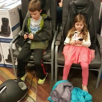 Photo taken at Brookstone by Larry R. on 1/3/2016