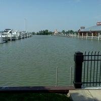 Photo taken at Cedar Point Marina by Derek B. on 6/25/2013