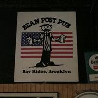 Photo taken at Bean Post Pub by Scott R. on 4/4/2017
