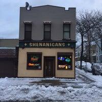 Photo taken at Shenanigans Pub by Scott R. on 3/14/2017
