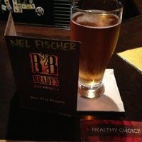 Photo taken at Brady's Brewhouse by Mel F. on 8/31/2013