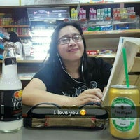Photo taken at Total Gas Station by Jiannina S. on 1/9/2016