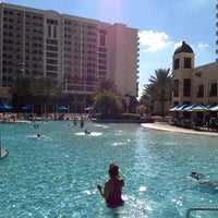 Photo taken at Parc Soleil: Pools and Waterslide by Lucas P. on 10/10/2012