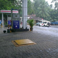 Photo taken at Ceypetco petrol station by Yohan K. on 6/16/2013