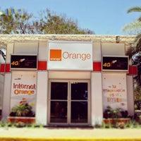 Photo taken at XIX Feria Internacional del Libro Santo Domingo 2016 by Orange Dominicana on 4/24/2013