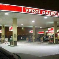 Photo taken at Aytemiz Petrol by Gökhan T. on 1/12/2017