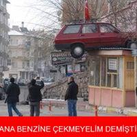 Photo taken at Aytemiz Petrol by Gökhan T. on 1/21/2017
