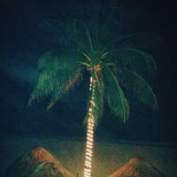 Photo taken at Hotel Colibrí Beach by Jonito O. on 7/5/2014
