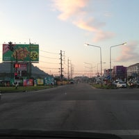 Photo taken at Lotus Intersection by Daphad S. on 12/6/2012