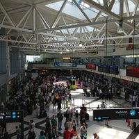 Photo taken at Terminal 2B by Tamas C. on 7/14/2013