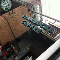 Photo taken at Starbucks by ∏λR Ʒɔ̐̐ on 11/22/2012
