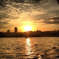 Photo taken at Besiktas - Uskudar Boat by Seçkin Ç. on 5/13/2013
