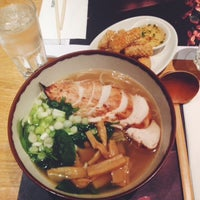 Photo taken at wagamama by emilie l. on 1/15/2015