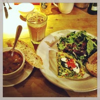 Photo taken at Le Pain Quotidien by Andia B. on 2/11/2013