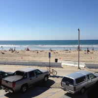 Photo taken at Pacific Beach Shore Club by Allie B. on 10/13/2012