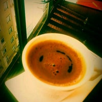 Photo taken at Bistro Coffe& Playstaion by İSMAİL K. on 8/20/2015