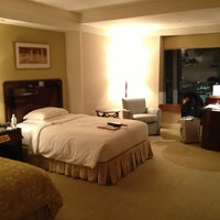 Photo taken at The Ritz-Carlton Tokyo by Jun E. on 2/1/2013